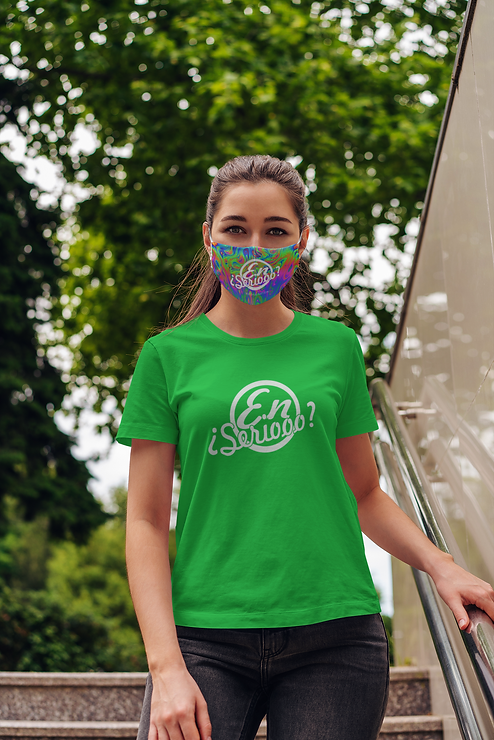t-shirt-mockup-featuring-a-young-woman-w