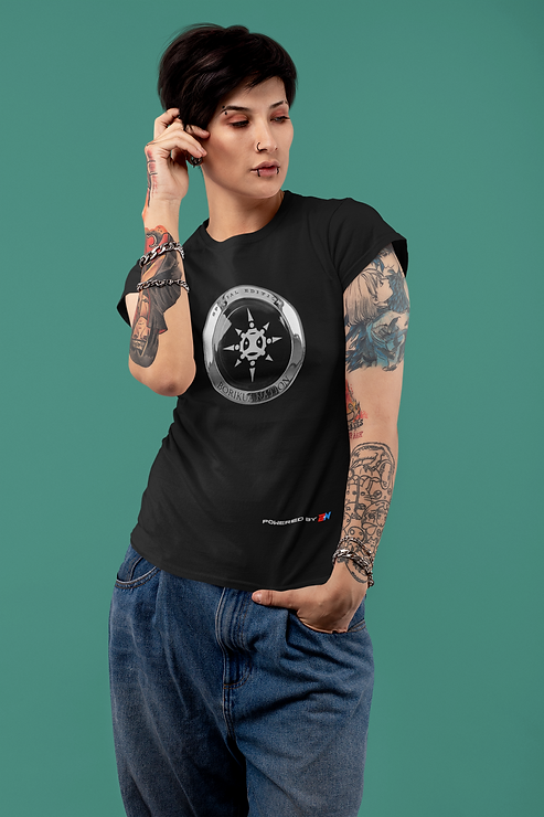 t-shirt-mockup-featuring-a-tattooed-woma