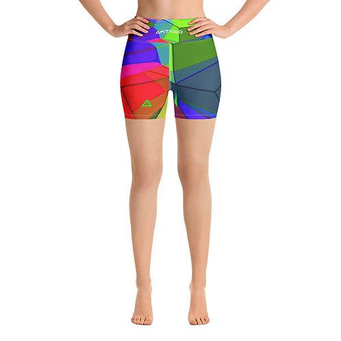 AKTIVAO-Yoga Shorts