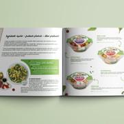 Salad Bar Daunat