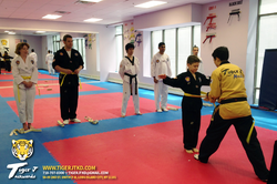 Belt Promotion Test 4/18/15