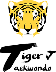 Logo for Tiger J Taekwondo