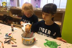 Tiger J 2017 Summer Camp