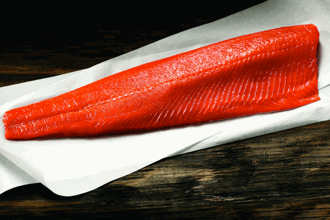 COPPER RIVER SALMON available this WEEKEND!!!