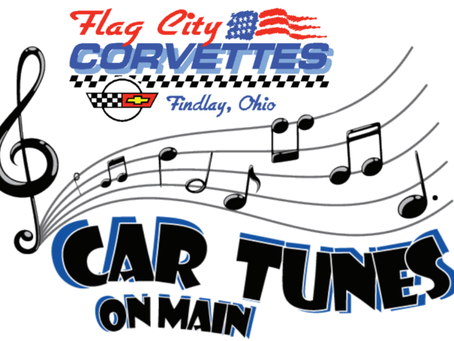 It's Car Tunes on Main this Saturday…