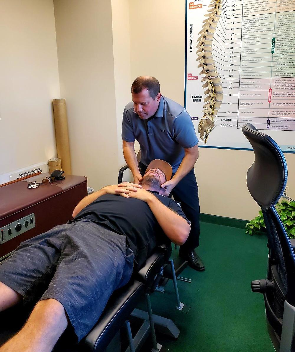 Chiropractic Care Sarasota Florida