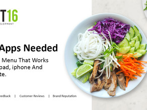 Maximize Your Digital Menu To Help Improve Your Customer Engagement