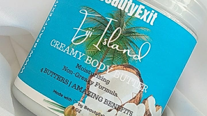 Fiji Island Body Butter