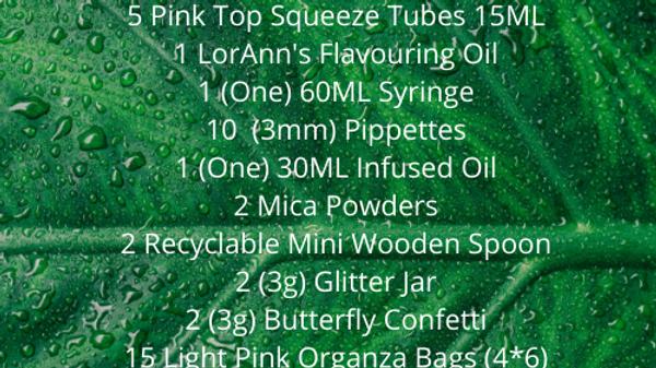 Lipgloss Starter Kit - Package 4