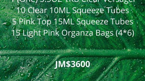 Lipgloss Starter Kit - Package 1
