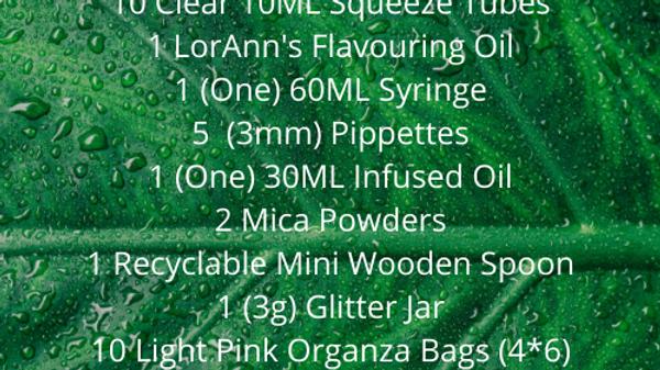 Lipgloss Starter Kit - Package 3