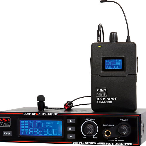 Galaxy Audio AS-1400