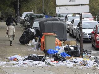 Huelga de Limpieza en Madrid