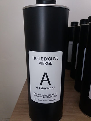 Huile d'olive vierge A 1 L