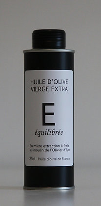 Huile d'olive vierge extra E 25 cl