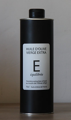 Huile d'olive vierge extra E 75 cl