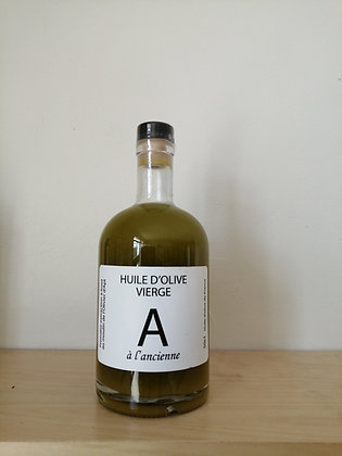 Huile d'olive vierge A 50 cl