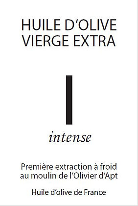 Huile d'olive vierge extra 5L  I  Intense