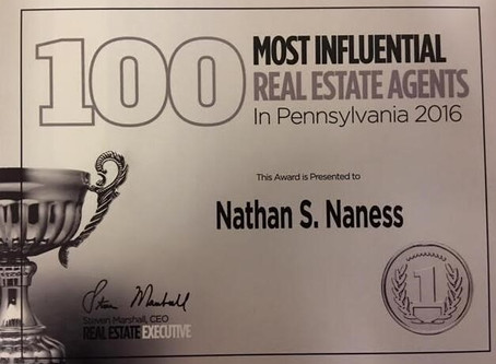 Thank you to everyone at The Naness Team!