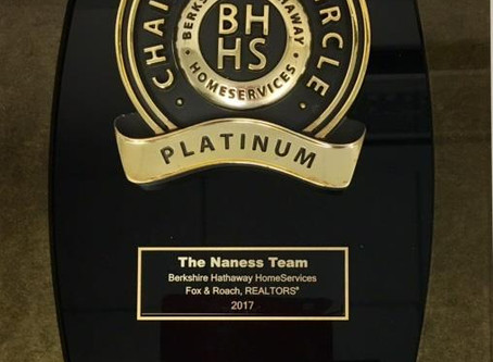 2017 Chairman's Circle - Platinum Distinction