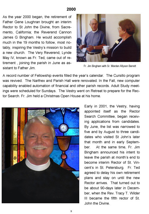 Parish History pg. 8