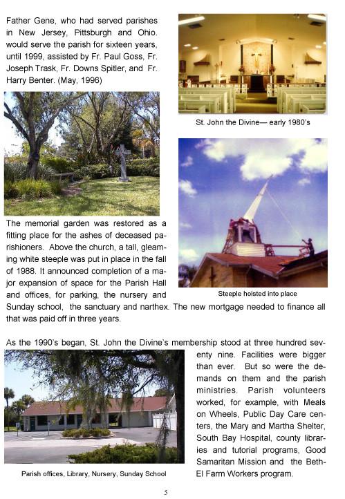 Parish History pg. 5