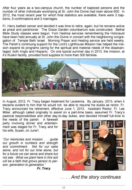 Parish History pg. 12