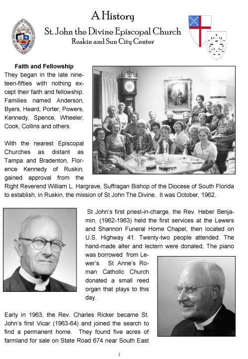 Parish History pg. 1