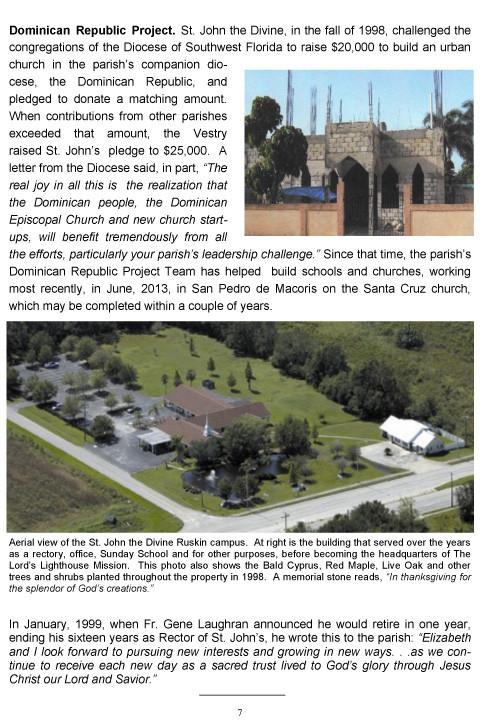 Parish History pg. 7