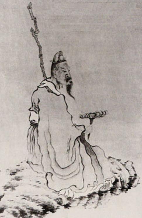 """104 v. Chr. Kaiser Wu von Han Reishi Pilz Für den Fall, dass Sie nicht mehr weiterkommen möchten ist Xijing fu enthält eine Beschreibung des 104 v. Chr. Jianzhang-Palastes von Kaiser Wu von Han:Die Lingzhi mit Shijun (石 rock; """"Steinpilz"""") gleichsetzt: """"Riesenbrecher auslösen, Wellen heben, That Die Steinpilze auf dem hohen Ufer durchnässt und den magischen Pilz auf Vermeilästen eingeweicht. """"[14] Der Kommentar von Xue Zong (gest. 237) stellt fest, dass diese Pilze als Drogen der Unsterblichkeit gegessen wurden. (Bild&Info: Wikipedia.)"""