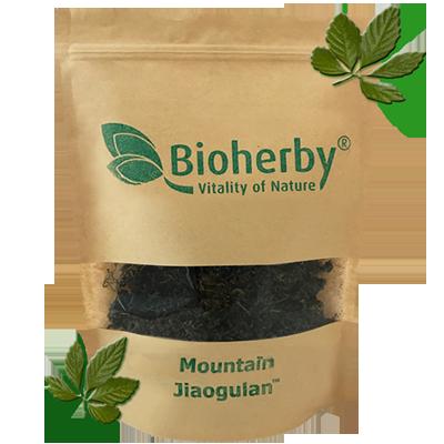 BIOHERBY®   - Jiaogulan Tee Bio 400 Gramm - Online Shop Deutschland