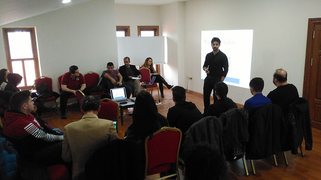 Startup Hukuku 101 Eğitimi Verildi Fatih Yepgem