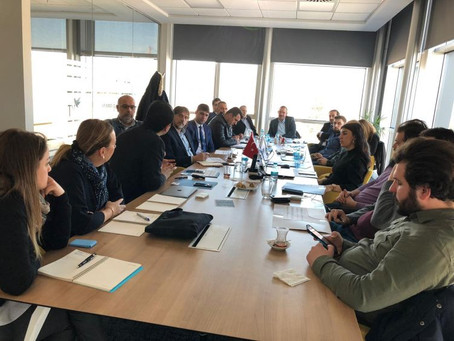 YTÜ Teknopark Firmaları İstanbul Vatan Ar-Ge ve İnovasyon Merkezi İş Birlikleri İçin Bir Araya Geldi