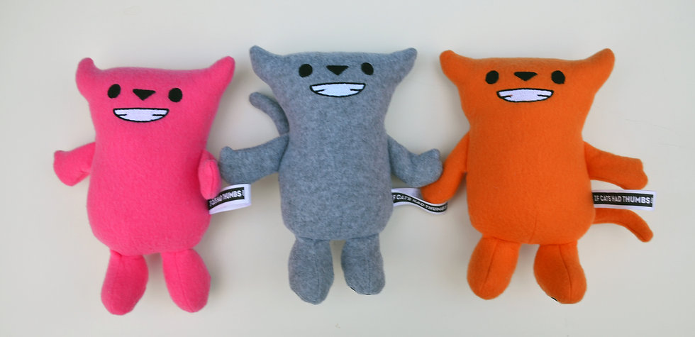 Stuffies (3)