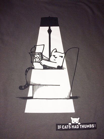 Naughty Cat t-shirt