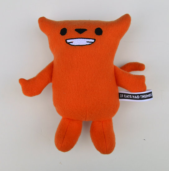 Stuffie - orange