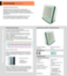 Воздухоочиститель VisionAir Dental