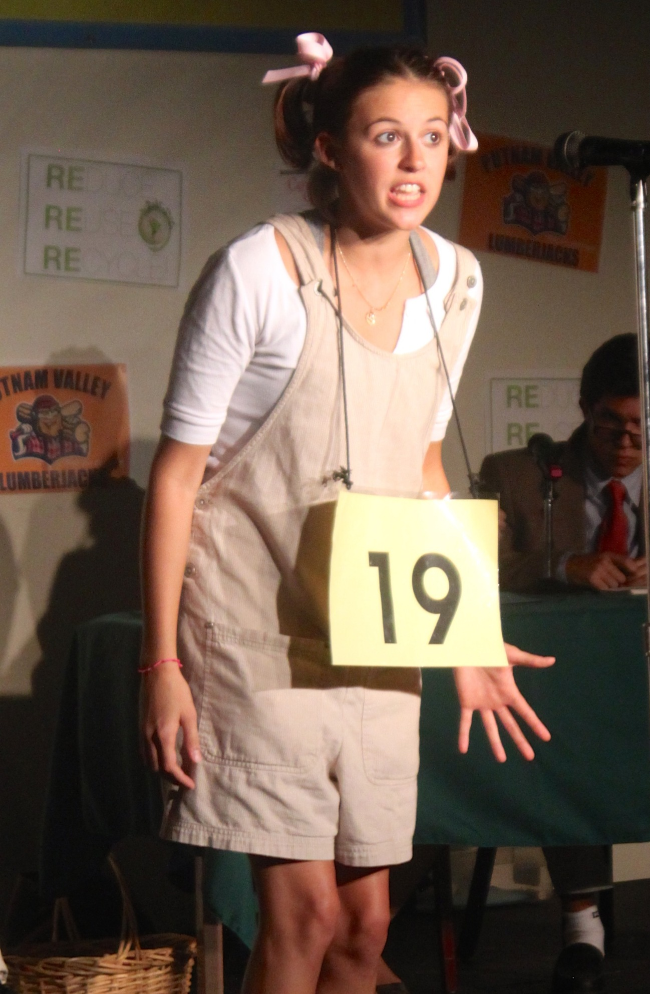 OLIVE in Spelling Bee