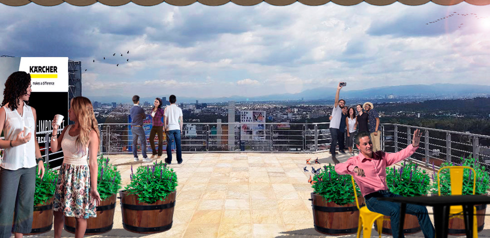Rooftop Karcher México
