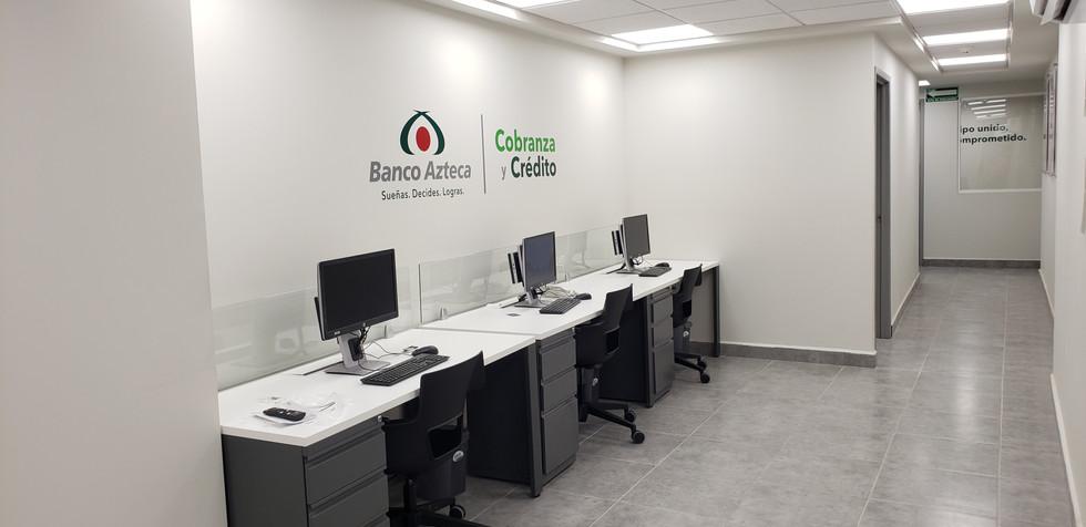 Oficina de Cobranza y Crédito. Sucursal Hecelchakán, Campeche