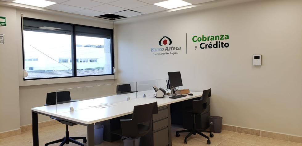 Cuartel General de Oficinas de Cobranza y Crédito, San Francisco Campeche, Campeche