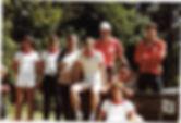 Mannschaftsfoto BGC 80er Jahre