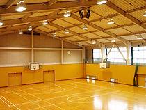 矢田体育館 体育室