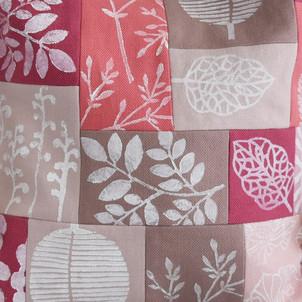 Patchwork rosa