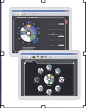 Evox bioresonance screen