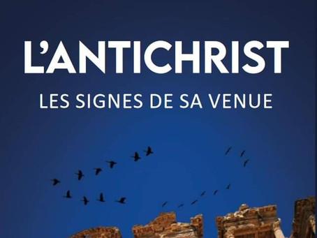 L'ANTICHRIST : le nouveau livre de Jean-Marc THOBOIS