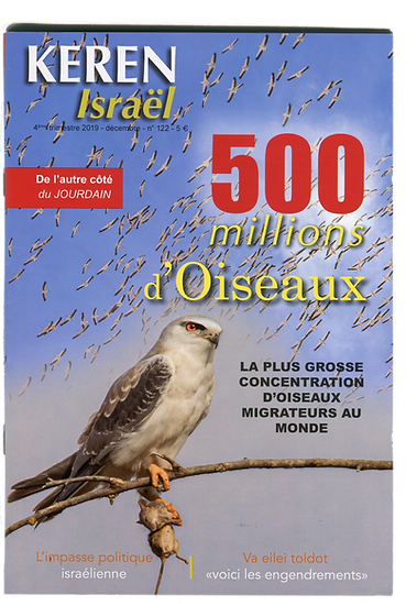 Keren n°122 : 500 millions d'oiseaux