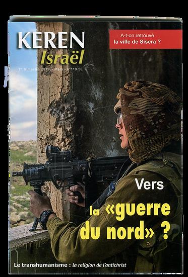 """Keren n°119 : Vers la """"guerre du nord"""" ?"""