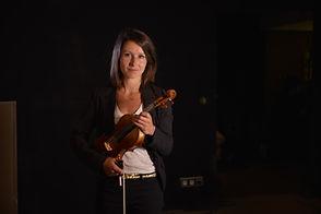 Gersende Mondani - Violon