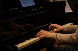 Ayad Khalifé au piano